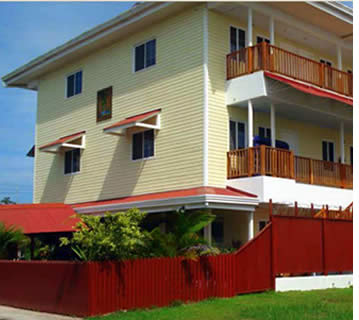 Bocas Island Condos are a great option if you want to be closer to Bocas Town